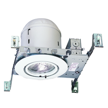 Nora NEH-826W - Emergency New Construction Downlight, White