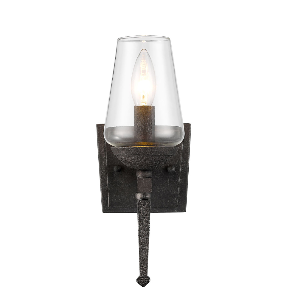 ES Lighting in Lawrence, Kansas, United States,  78RJ, 1 Light Wall Sconce, Marcellis
