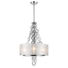 Golden 5050-3 CH - 3 Light Mini Chandelier