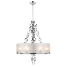 Golden 5050-6 CH - 6 Light Chandelier