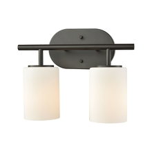 ELK Lighting 57141/2 - Pemlico 2 Light Vanity In Oil Rubbed Bronze With